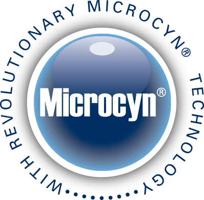 With Revolutionary Microcyn Technology